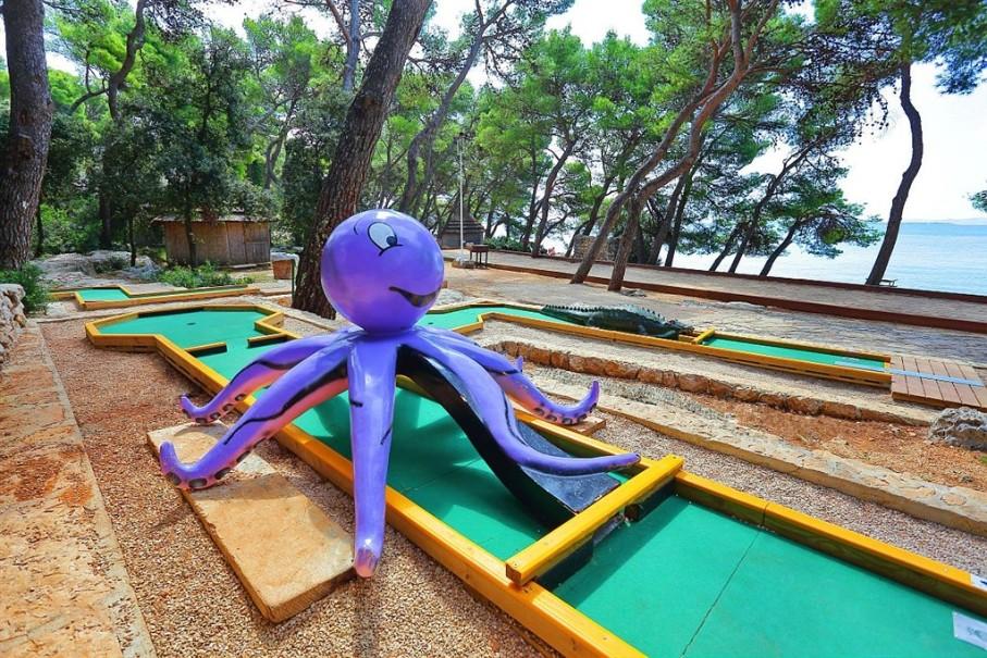 Bungalovy Resort Pine Beach Pakoštane (fotografie 19)