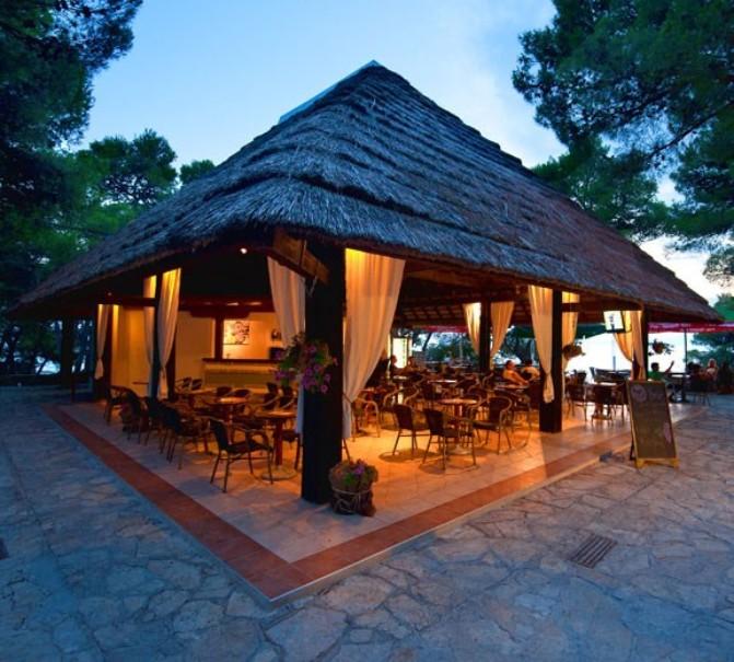 Bungalovy Resort Pine Beach Pakoštane (fotografie 20)