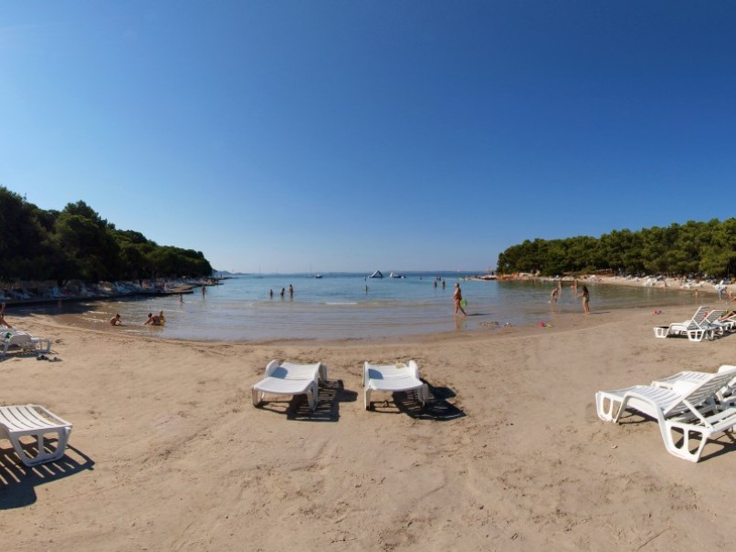 Bungalovy Resort Pine Beach Pakoštane (fotografie 21)