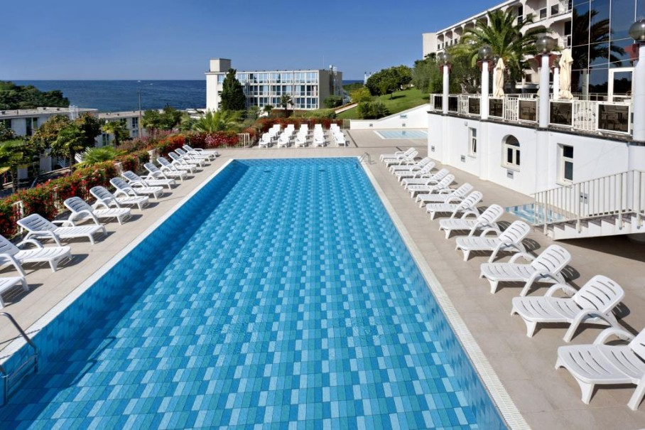 Hotel Istra Plava Laguna (fotografie 1)