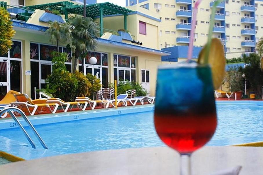 Hotel Acuazul (fotografie 1)