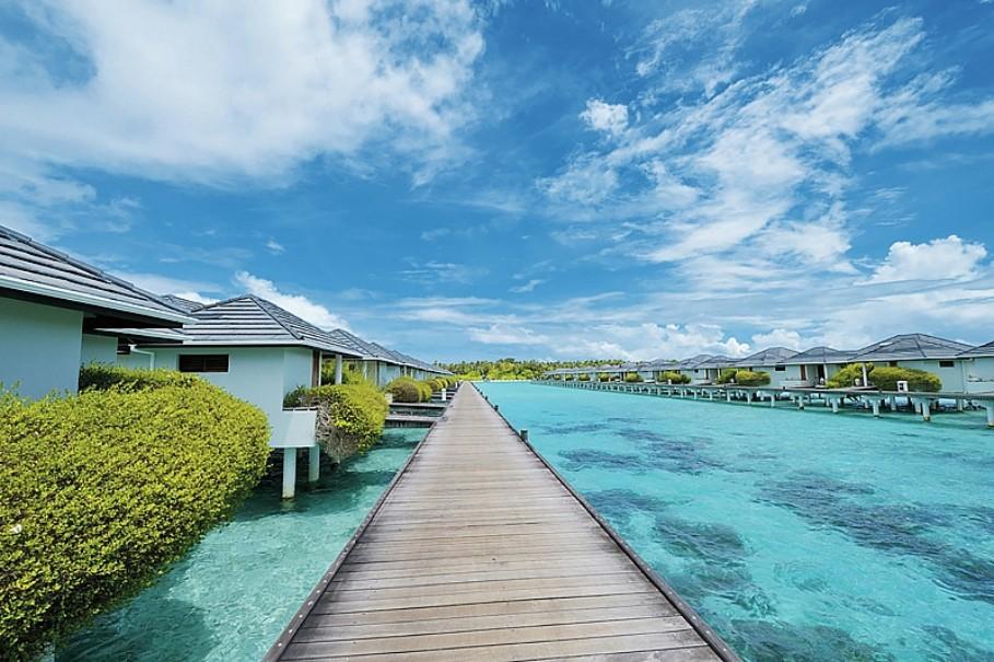 Bungalovy a vily Sun Island Resort & Spa (fotografie 4)
