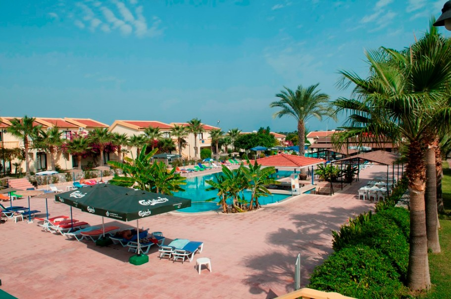 Hotel Club Simena (fotografie 3)