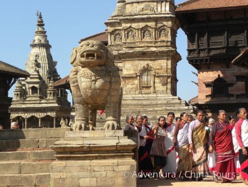 Nepál, Sikkim a Bhútán (fotografie 3)