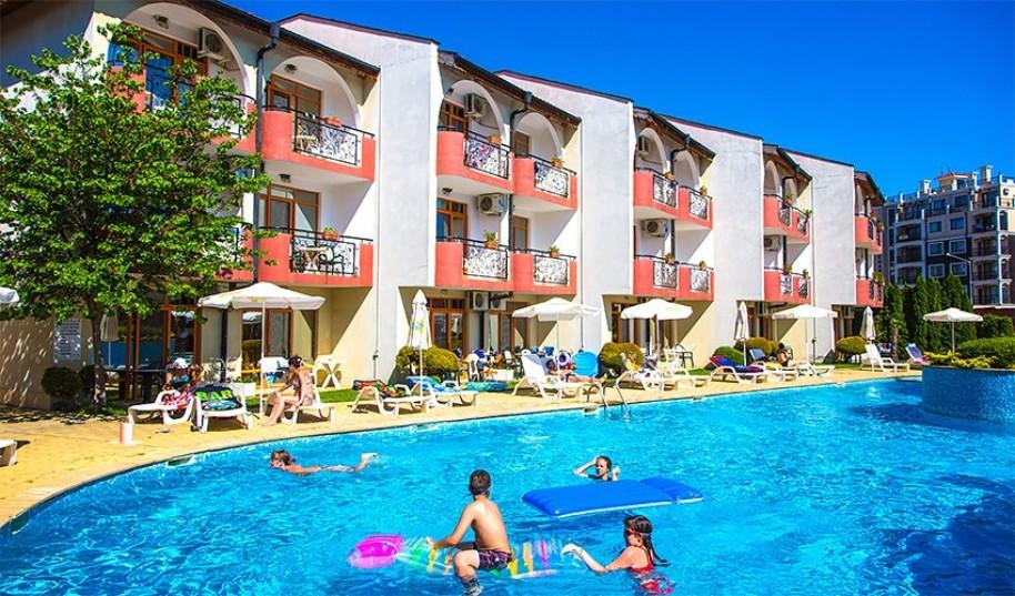 Hotel Complex Sunrise Club (fotografie 5)