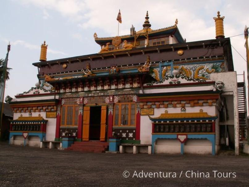 Nepál, Sikkim a Bhútán (fotografie 11)