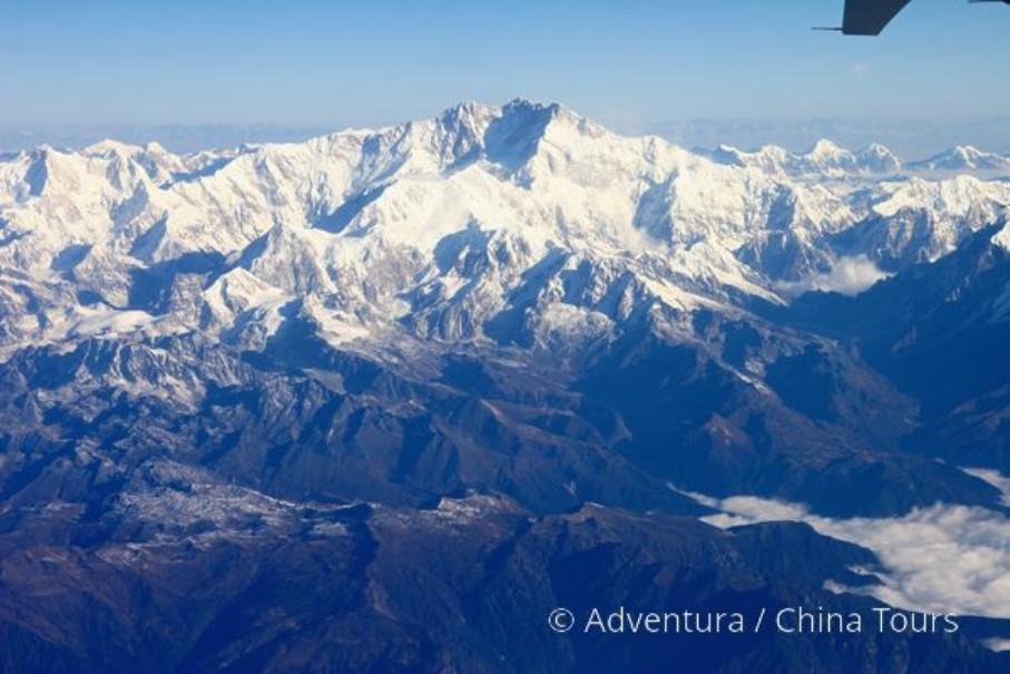 Nepál, Sikkim a Bhútán (fotografie 12)