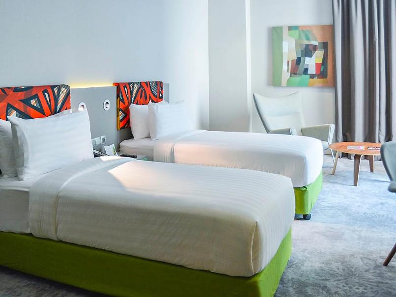 Ibis Styles Hotel Dubai Jumeirah (fotografie 10)