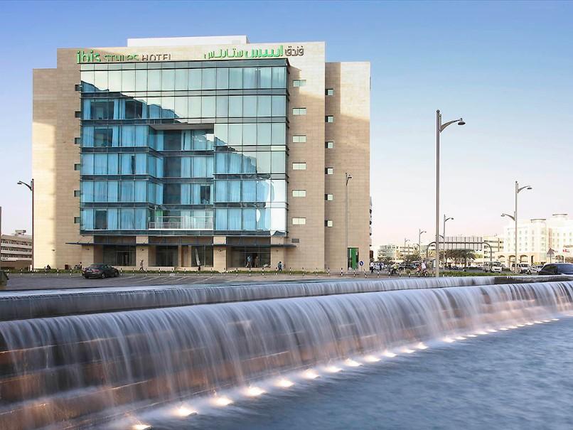 Ibis Styles Hotel Dubai Jumeirah (fotografie 1)