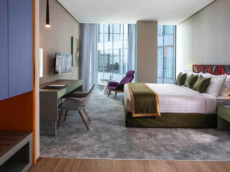 Ibis Styles Hotel Dubai Jumeirah (fotografie 6)