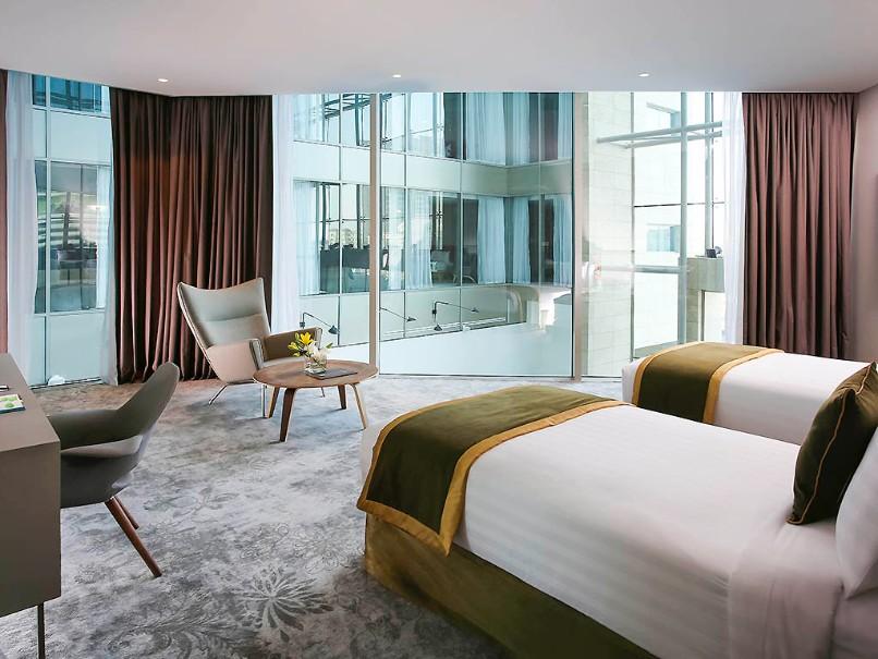 Ibis Styles Hotel Dubai Jumeirah (fotografie 7)
