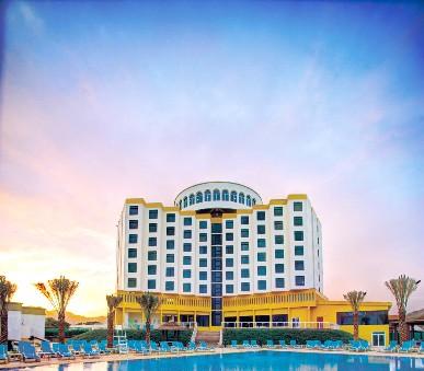 Hotel Oceanic Khorfakkan Resort and Spa (hlavní fotografie)