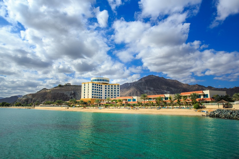 Hotel Oceanic Khorfakkan Resort & Spa (fotografie 12)