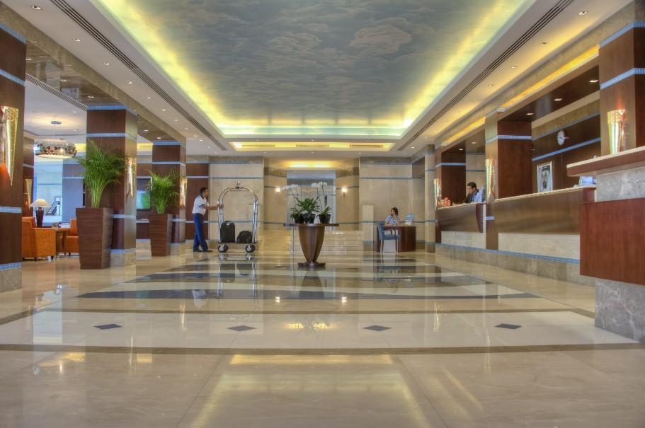Hotel Oceanic Khorfakkan Resort & Spa (fotografie 8)