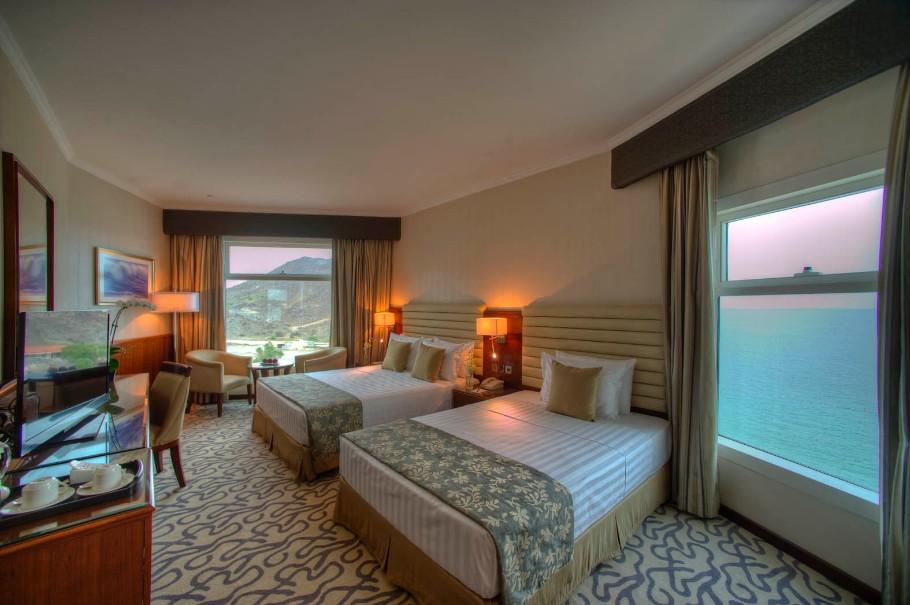 Hotel Oceanic Khorfakkan Resort & Spa (fotografie 16)
