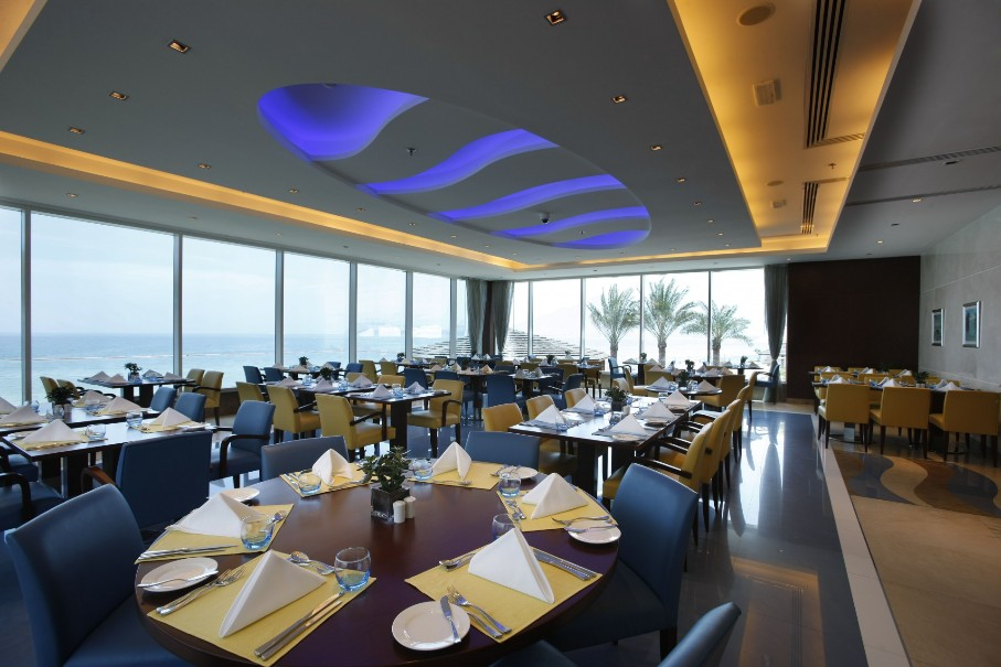 Hotel Oceanic Khorfakkan Resort & Spa (fotografie 32)