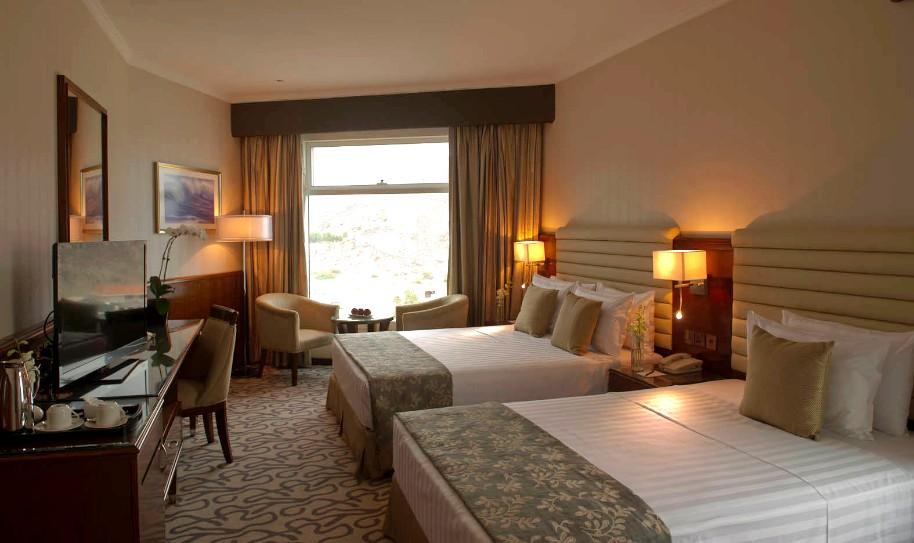 Hotel Oceanic Khorfakkan Resort & Spa (fotografie 21)