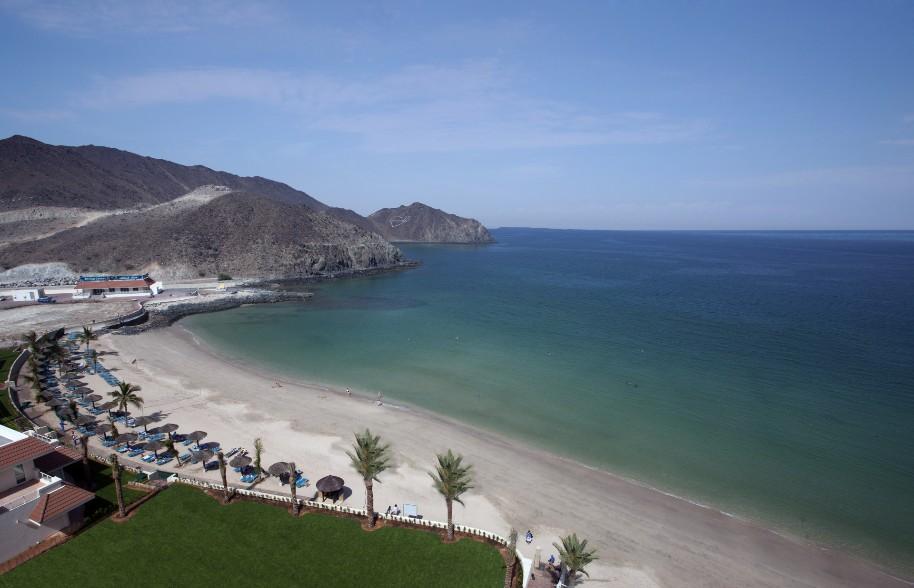 Hotel Oceanic Khorfakkan Resort & Spa (fotografie 22)