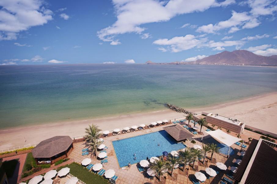 Hotel Oceanic Khorfakkan Resort & Spa (fotografie 23)