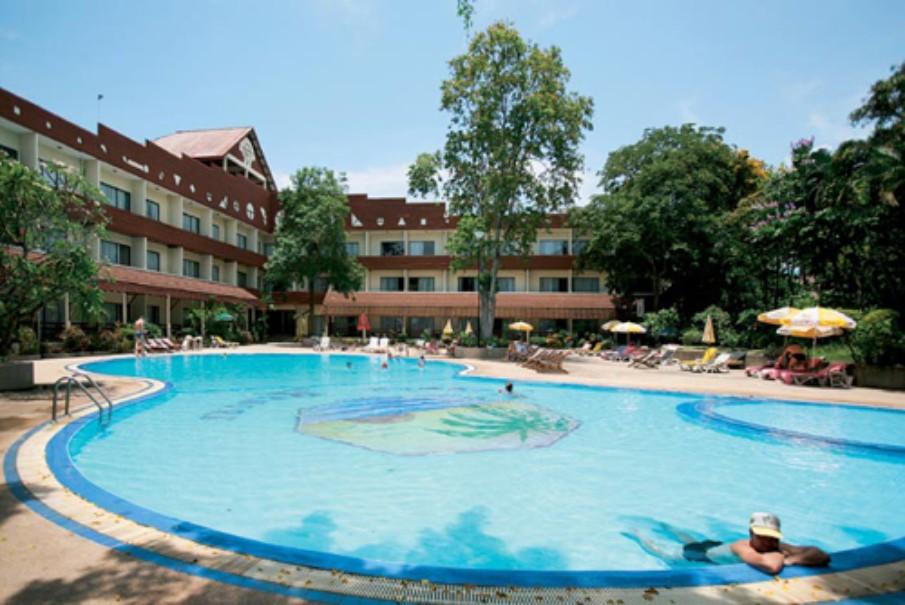 Hotel Pattaya Garden (fotografie 1)