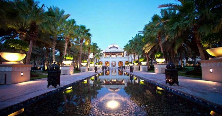 Hotel One & Only Royal Mirage - The Palace (fotografie 2)