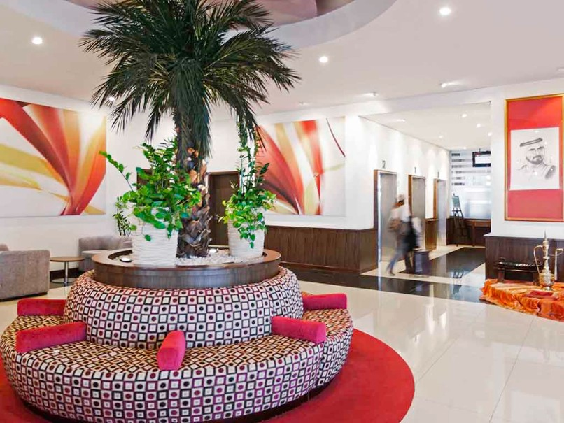 Hotel Ibis Al Barsha (fotografie 3)