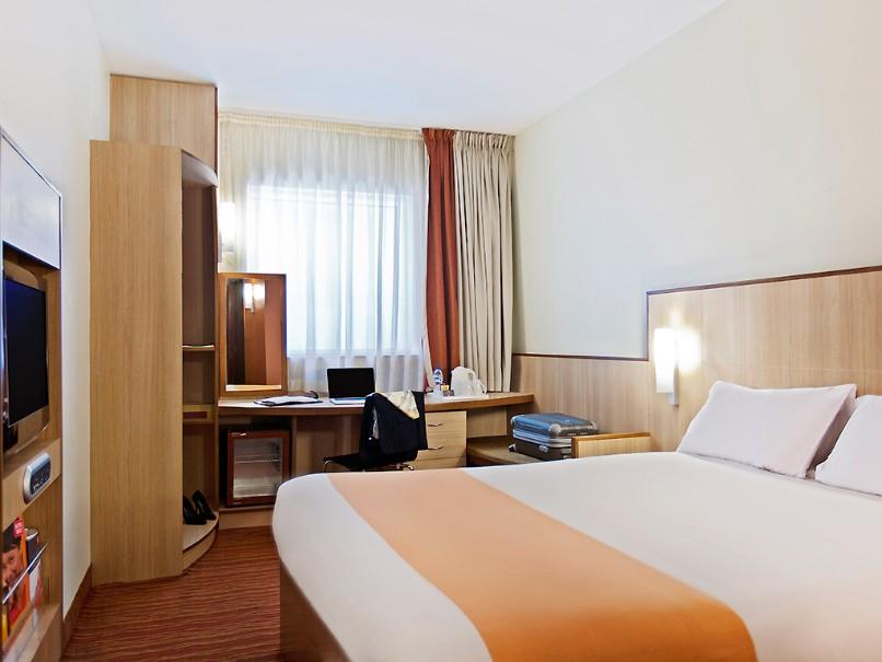 Hotel Ibis Al Barsha (fotografie 4)