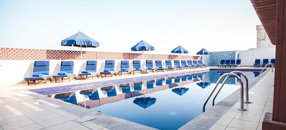 Citymax Hotel Bur Dubai (fotografie 2)
