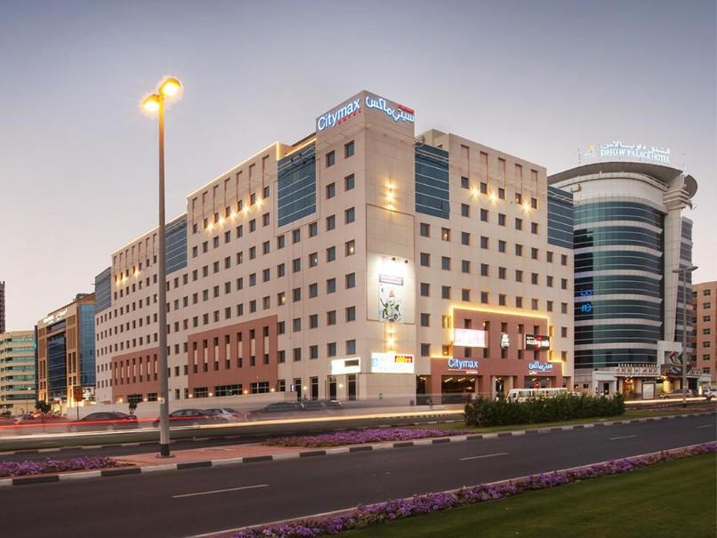 Citymax Hotel Bur Dubai (fotografie 1)