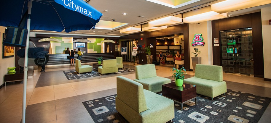 Citymax Hotel Al Barsha At The Mall (fotografie 4)