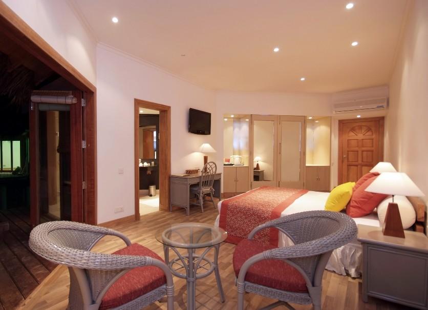 Hotel Adaaran Club Rannalhi (fotografie 3)