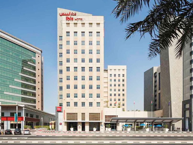 Hotel Ibis Deira City Centre (fotografie 1)