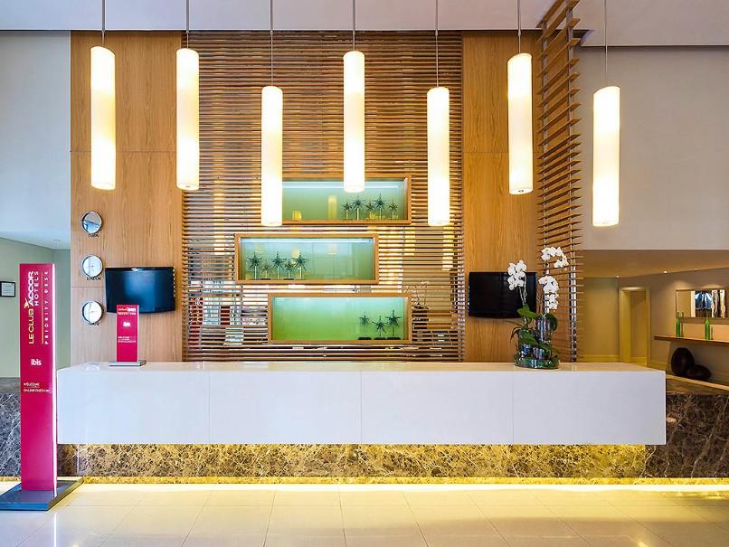 Hotel Ibis Deira City Centre (fotografie 2)