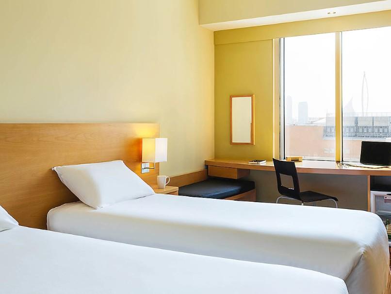Hotel Ibis Deira City Centre (fotografie 6)