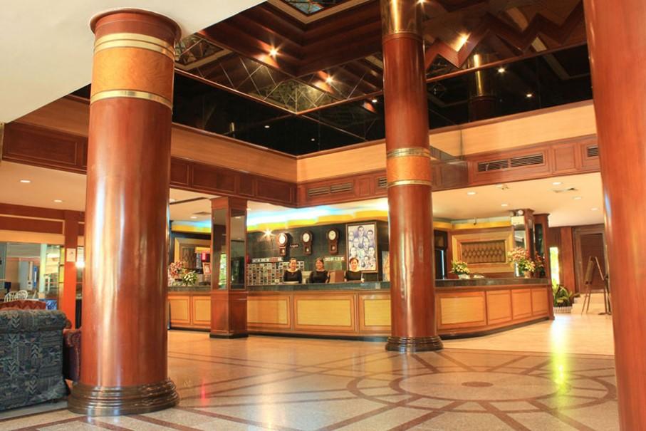 Hotel Pattaya Garden (fotografie 4)