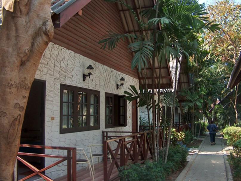 Hotel Pattaya Garden (fotografie 6)