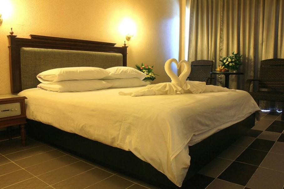 Hotel Pattaya Garden (fotografie 10)