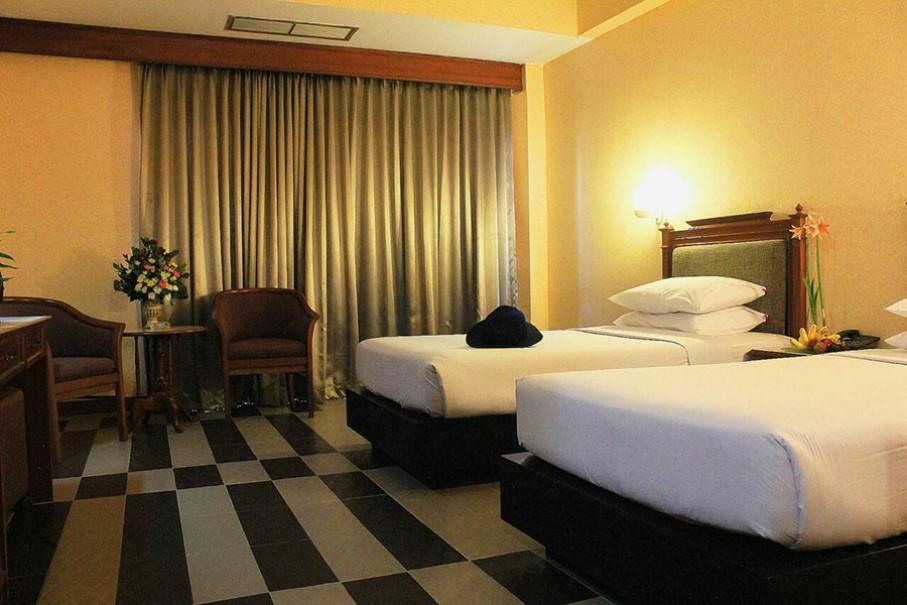 Hotel Pattaya Garden (fotografie 11)