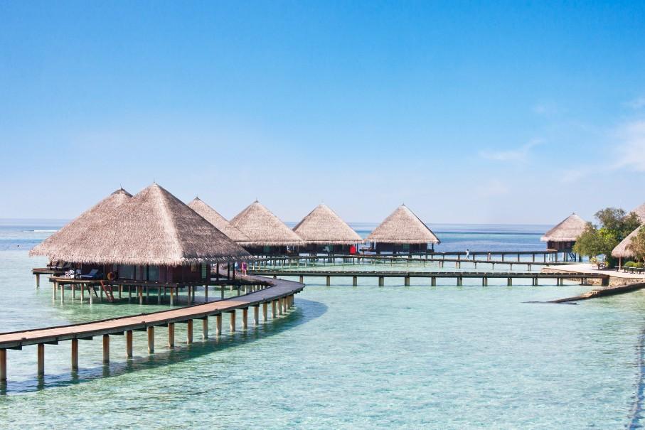 Hotel Adaaran Club Rannalhi - Vodní Bungalovy (fotografie 4)