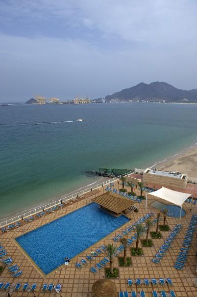 Hotel Oceanic Khorfakkan Resort & Spa (fotografie 25)