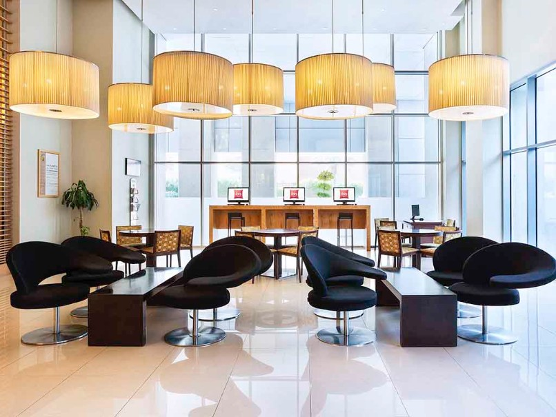 Hotel Ibis Deira City Centre (fotografie 4)