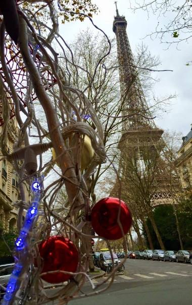 Silvestr v Paříži (fotografie 5)