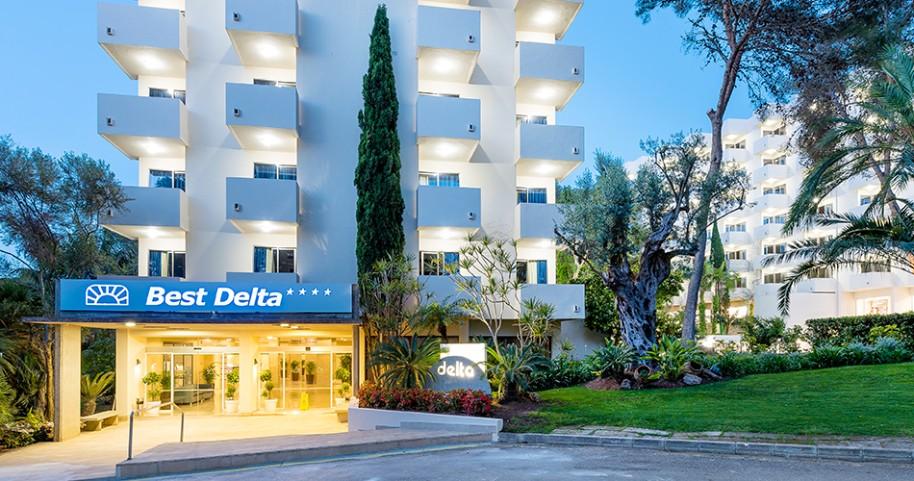 Hotel Best Delta (fotografie 6)
