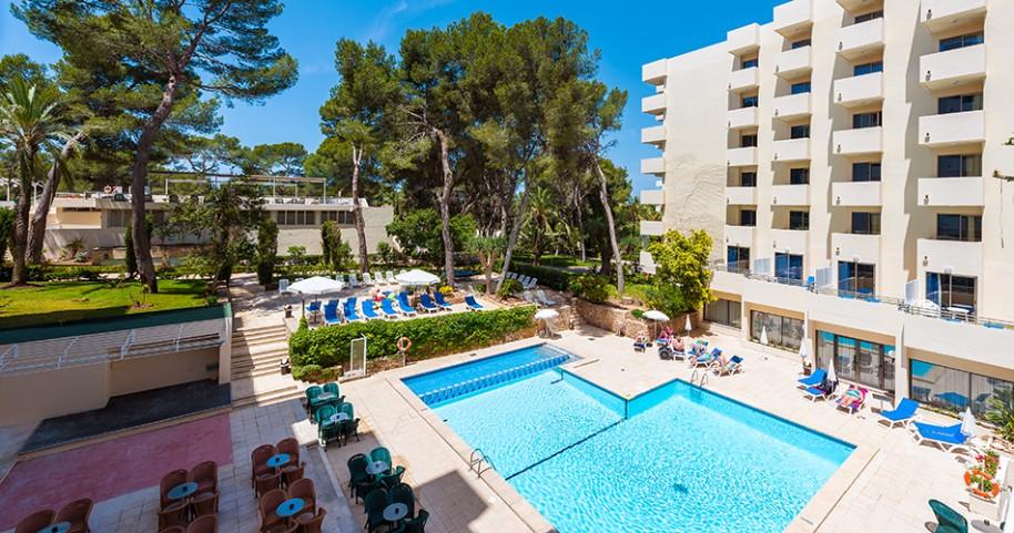 Hotel Best Delta (fotografie 1)