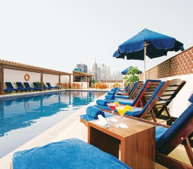 Hotel Citymax Bur Dubai (hlavní fotografie)