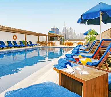 Citymax Hotel Bur Dubai (hlavní fotografie)