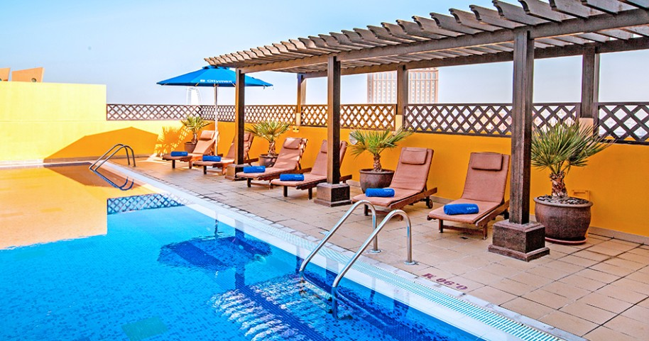 Hotel Citymax Al Barsha at The Mall (fotografie 1)