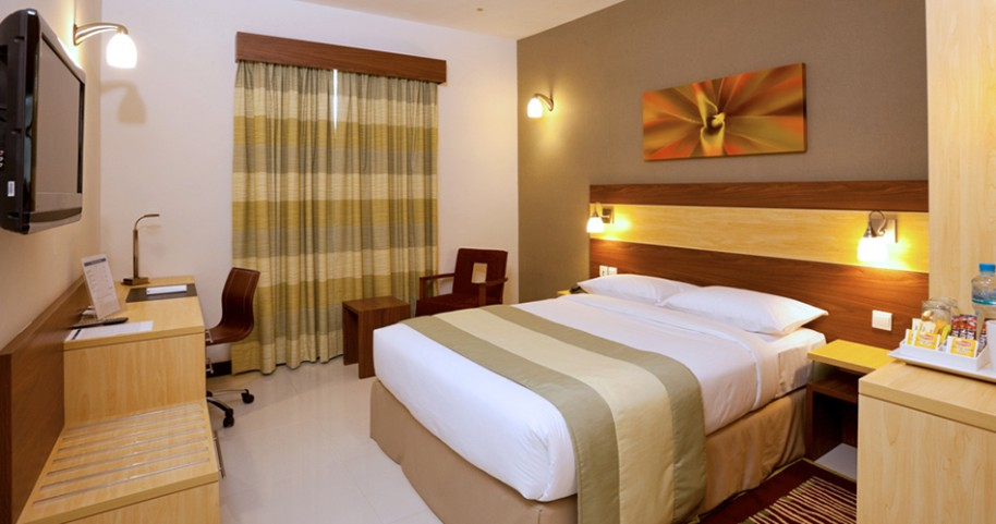 Citymax Hotel Sharjah (fotografie 6)