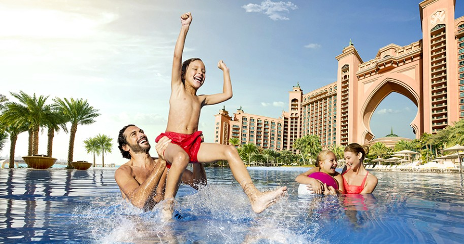 Hotel Atlantis The Palm (fotografie 10)