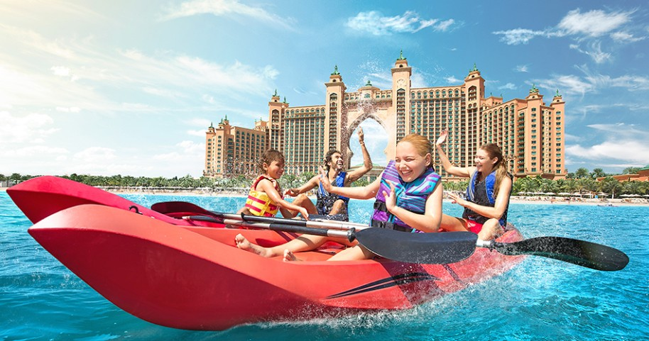 Hotel Atlantis The Palm (fotografie 20)